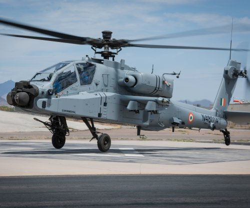 Boeing contracted for maintenance on Qatari AH-64E Apache helicopters
