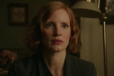'It: Chapter Two': Jessica Chastain is haunted by Pennywise in first teaser