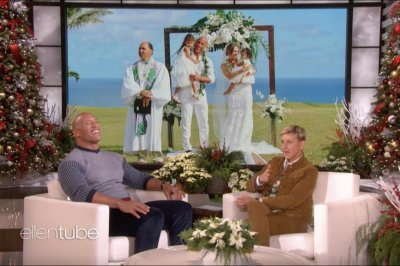 Dwayne Johnson discusses his 'magical' wedding: 'It was the best'