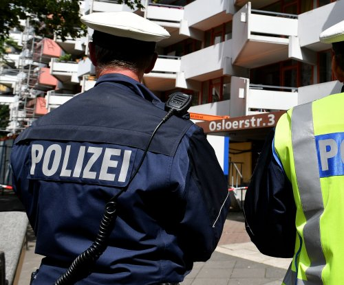 Shooter kills 6 at home, train station in central Germany