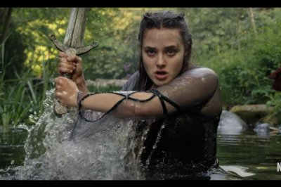 'Cursed': Katherine Langford is Arthurian hero in trailer for Netflix series