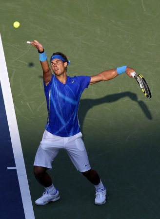 Nadal, Ferrer win in straight sets