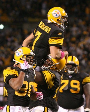 NFL: Pittsburgh 38, San Diego 28