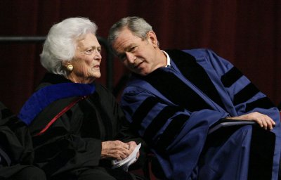 Barbara Bush celebrates 89th birthday