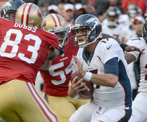 Awkward situation for Peyton Manning's backup, Denver Broncos