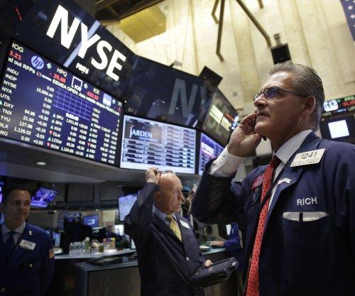 Dow Jones rebounds 4 percent at close