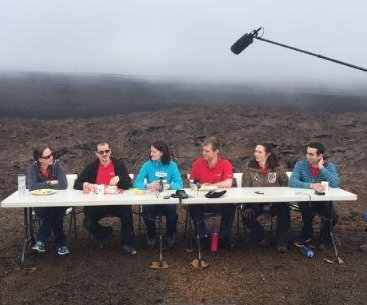 Year-long simulation of humans living on Mars ends in Hawaii