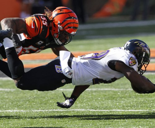Cincinnati Bengals LB Vontaze Burfict eligible to play Thursday
