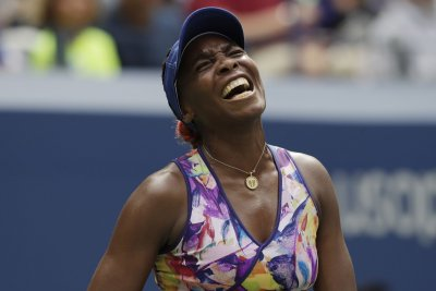 Venus Williams ousted at Indian Wells