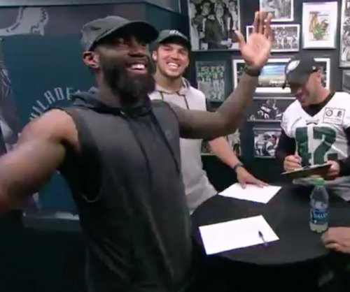 Philadelphia Eagles unleash dad jokes for Father's Day
