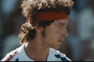 Shia LaBeouf recreates tennis history in 'Borg/McEnroe' trailer