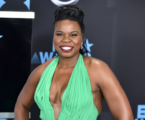 Leslie Jones supports Christian Siriano at New York Fashion Week