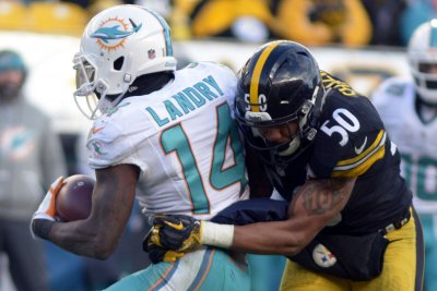 Dolphins hope they can afford to keep WR Landry