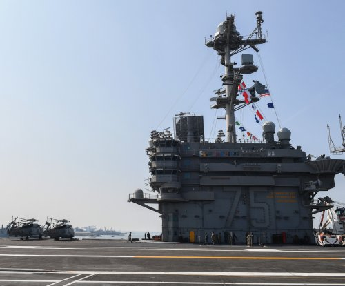 HII plans installation of first 3D-printed aircraft carrier part