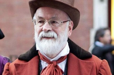 Terry Pratchett's 'Discworld' books inspire BBC series