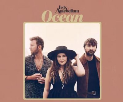 Lady Antebellum to release new album 'Ocean' in November