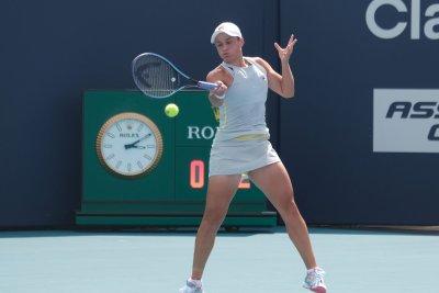 Miami Open: Stefanos Tsitsipas reaches third round; Ash Barty advances