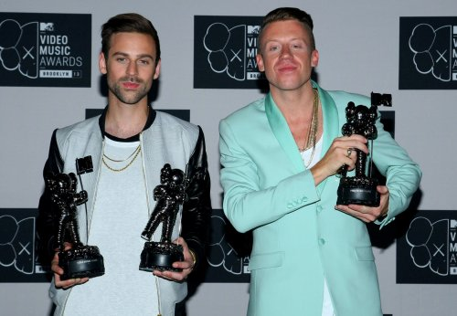 Macklemore & Ryan Lewis up for a leading six American Music Awards