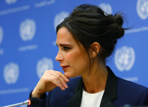 Victoria Beckham appointed UNAIDS Goodwill Ambasador
