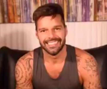 Ricky Martin announces new album's name, release date
