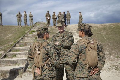 Secretary of the Navy orders gender-neutral Marine Corps boot camp, job titles