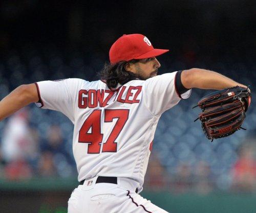 Gio Gonzalez, Washington Nationals shut down New York Mets