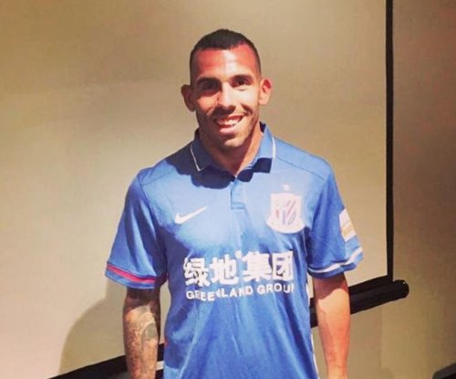 Carlos Tevez to be paid $107,000 per day as world's top-paid soccer star