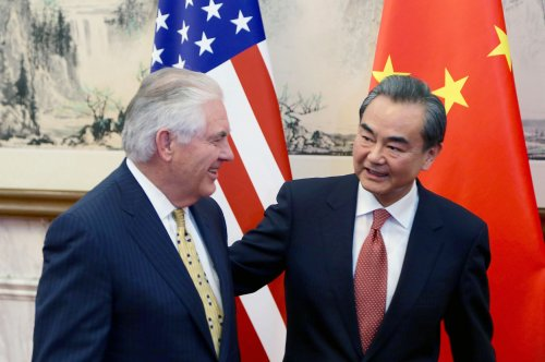 Tillerson: China threatened sanctions if North Korea conducts nuclear test