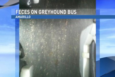 Toilet overflows on Greyhound bus during six-hour drive