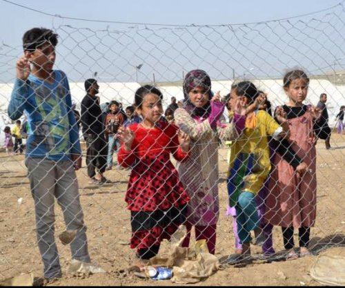 Mosul's orphans facing unknown fate