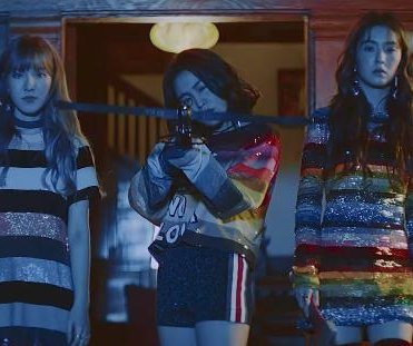 Red Velvet releases new album, 'Peek-A-Boo' music video