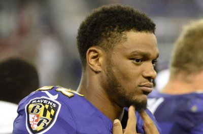 Baltimore Ravens CB Jimmy Smith suspended four games