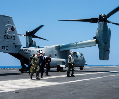 Bell Boeing awarded $218.7M for V-22 Osprey support
