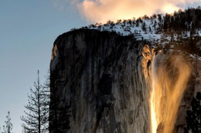 Yosemite's Horsetail 'firefall' may not be visible this year