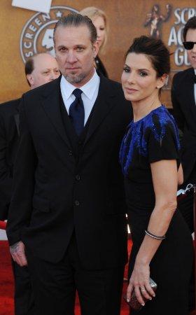 James calls Bullock 'love of my life'