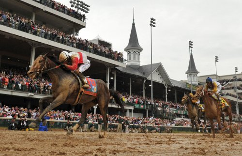 Can Orb go on to win the Triple Crown?