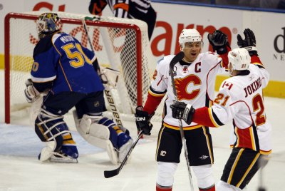 Iginla tops NHL's stars of the week