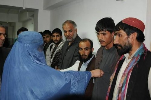 Afghan men sentenced to death in rape case