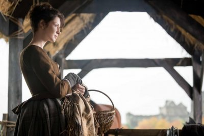 Caitriona Balfe talks about playing time-traveling heroine on 'Outlander'