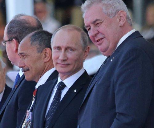 Czech president bars U.S. ambassador from Prague Castle over Russia spat