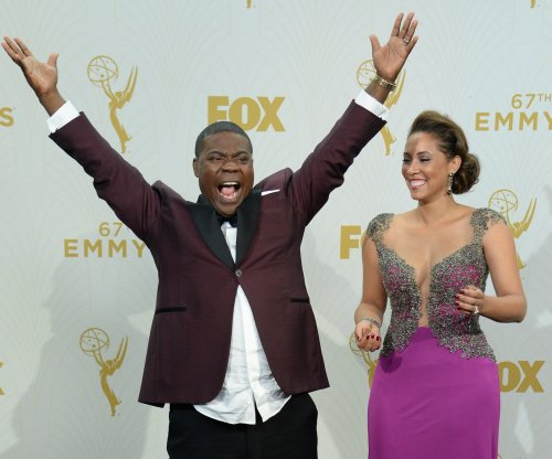 Tracy Morgan makes triumphant return to Emmy Awards stage