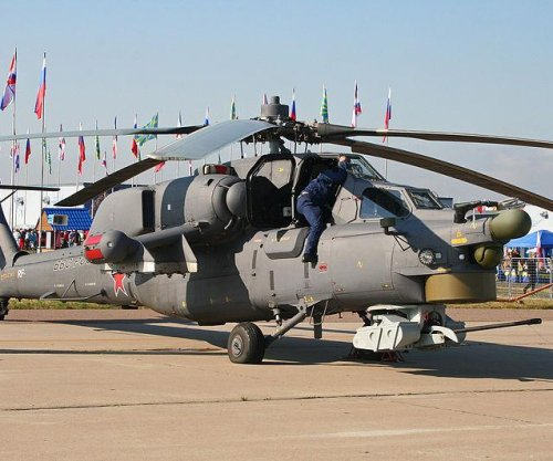 Russia delivers shipment of Mi-28N Night Hunter combat helicopters to Iraq