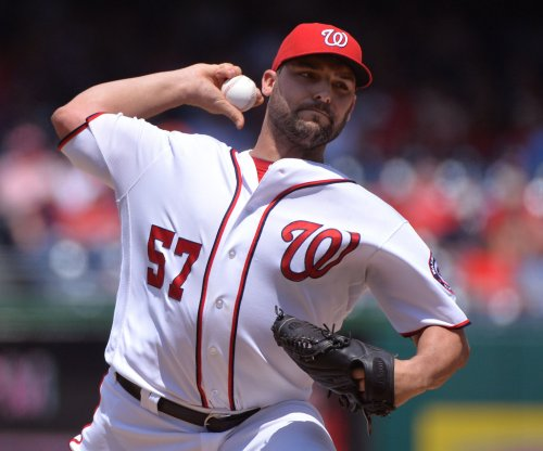 Tanner Roark outduels Madison Bumgarner, Washington Nationals beat San Francisco Giants