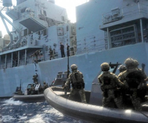 South Korea, Japan join U.S. Navy for Somali coast drills