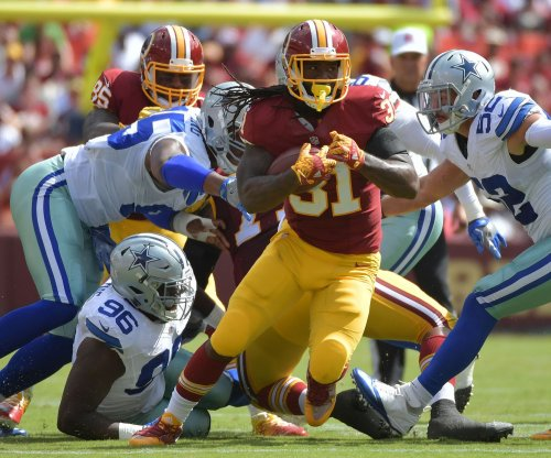 Sources: Redskins trying to deal RB Jones