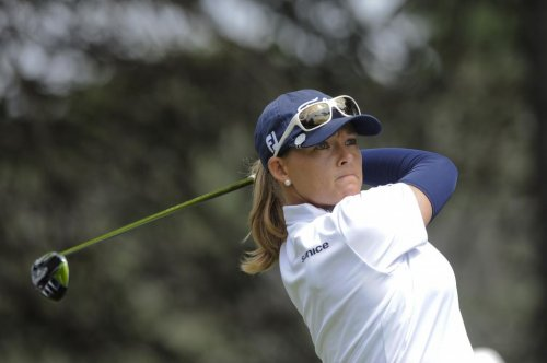 Katherine Kirk holds four-shot lead at LPGA Classic