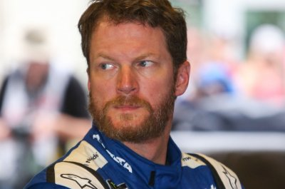 NASCAR: Dale Earnhardt Jr. secures first pole at Talladega