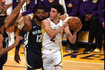 Lonzo Ball's triple-double not enough in Los Angeles Lakers' loss to Milwaukee Bucks