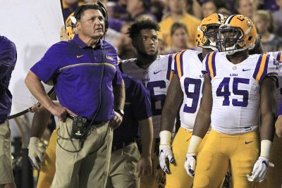 LSU parts ways with OC Matt Canada