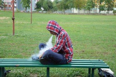 Study: Marijuana vaping more common among Hispanic, Black youths